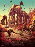 AMC IMAX The Last Jedi Poster 003