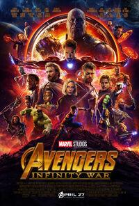 Avengers - Infinity War (2018) Poster