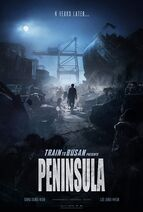 Peninsula (2020) Poster