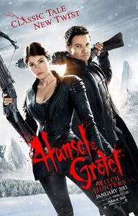 Hansel & Gretel - Witch Hunters (2013) Poster