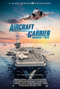 Aircraft Carrier - Guardian of the Seas (2016) Poster