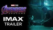 Avengers Endgame Official IMAX® Trailer