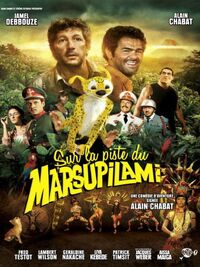 HOUBA! On the Trail of the Marsupilami (2012) Poster