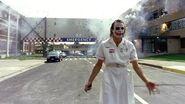 IMAX The Dark Knight - Joker Visits Harvey Dent Joker Blows Up Hospital