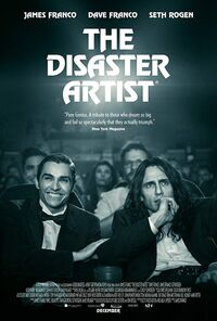 The Disaster Artist (2017) Poster