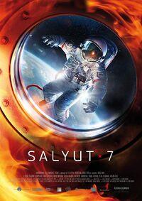 Salyut-7 (2017) Poster