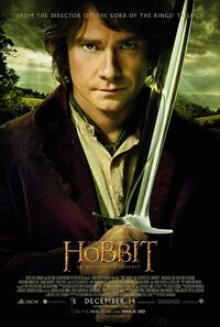 The Hobbit - An Unexpected Journey (2012) Poster