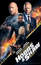 Fast & Furious Presents - Hobbs & Shaw (2019) Poster