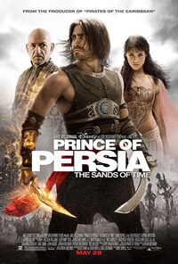 Prince of Persia - The Sands of Time (2010) Poster
