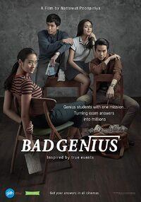 Bad Genius (2017) Poster