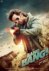 Bang Bang (2014) Poster