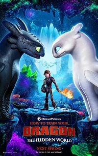 How to Train Your Dragon - The Hidden World (2019) Poster