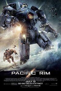 Pacific Rim (2013) Poster