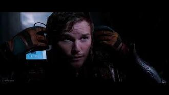 Guardians Of The Galaxy 2014 IMAX Blu ray CLIP 'Star Lord Dancing' Opening Scene HD 4K 2160p 24f