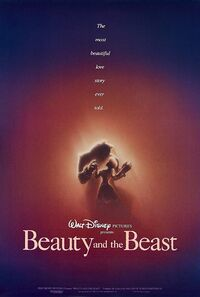 Beauty and the Beast (1991) Poster