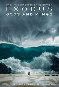 Exodus - Gods and Kings (2014) Poster