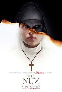 The Nun (2018) Poster