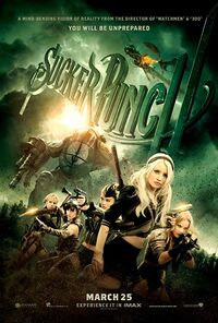 Sucker Punch (2011) Poster