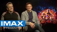 IMAX® Presents Avengers Infinity War & the Russo Brothers