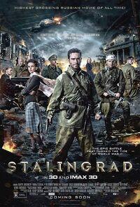 Stalingrad (2013) Poster