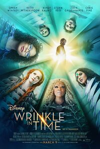 A Wrinkle in Time (2018) Poster