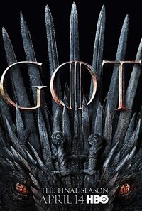 Game of Thrones (Season 8) Poster