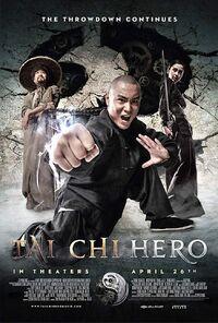 Tai Chi 2 - The Hero Rises (2012) Poster