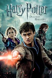 Harry Potter and the Deathly Hallows - Part 2 (2011) Poster