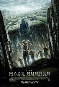 The Maze Runner (2014) Poster