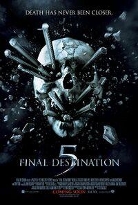 Final Destination 5 (2011) Poster