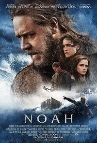Noah (2014) Poster