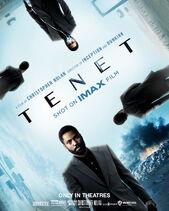 Tenet IMAX Poster