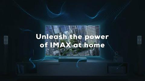 Unleash the Power of IMAX® at Home IMAX® Enhanced