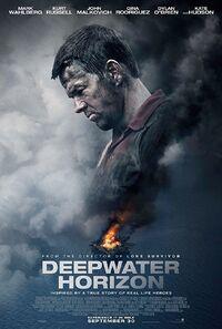 Deepwater Horizon (2016) Poster