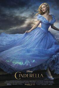 Cinderella (2015) Poster