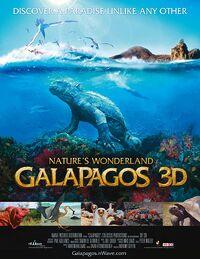 Galapagos - Nature's Wonderland (2014) Poster