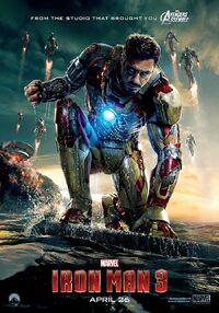Iron Man 3 (2013) Poster