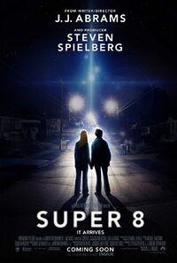 Super 8 (2011) Poster