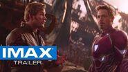 Avengers Infinity War IMAX® Trailer 2