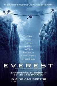 Everest (2015) Poster