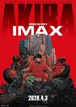Akira IMAX Poster