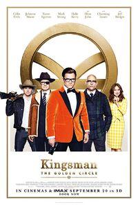 Kingsman - The Golden Circle (2017) Poster