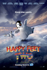 Happy Feet Two (2011) Poster