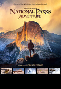 National Parks Adventure (2016) Poster