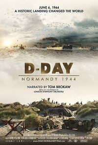 D-Day - Normandy 1944 (2014) Poster