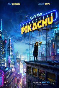 Pokémon Detective Pikachu (2019) Poster