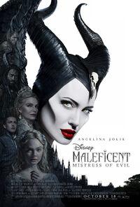 Maleficent - Mistress of Evil (2019) Poster