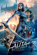 Alita - Battle Angel (2019) Poster