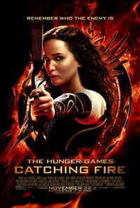 The Hunger Games - Catching Fire (2013) Poster