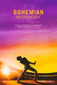 Bohemian Rhapsody (2018) Poster
